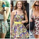 Estampas Vestidos Verão 2012