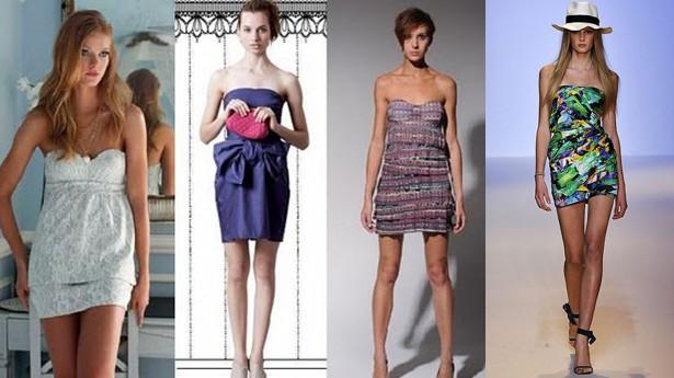 Vestidos Tomara que Caia 2012