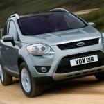 Novo Ford Escape 2012