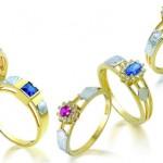 Anéis para Formatura – Modelos