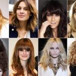 Cortes e cores de cabelo