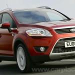 Novo Ford Ecosport 2012