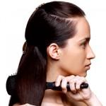 Penteado básico para o dia a dia