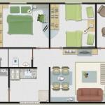 planta-com-2-quartos