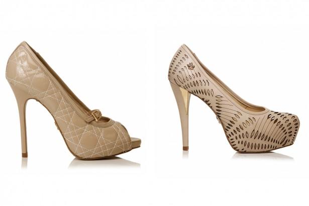 sapatos carmim coleção 2012