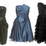 Vestido de Formatura Curto 2012