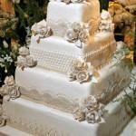 Bolos para Casamentos