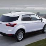 Novo Ecosport 2012: Novas fotos, Características