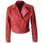 Jaquetas de Couro Femininas 2012
