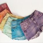 Shorts Femininos 2012