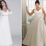 Vestidos de Noiva Plus Size 2012