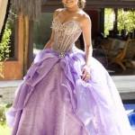 Vestidos de 15 Anos para 2012 | Tendências, fotos e modelos