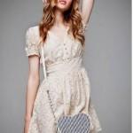 Vestidos de Renda 2012