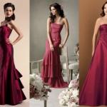 Vestidos para Festa de Casamento 2012