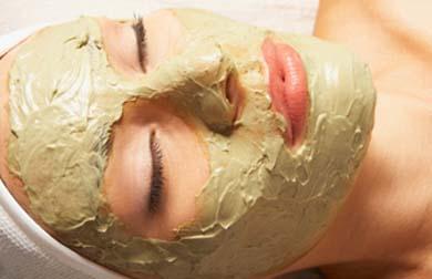 receita caseira para fechar os poros