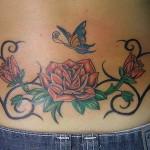 Tatuagens Femininas Tribal