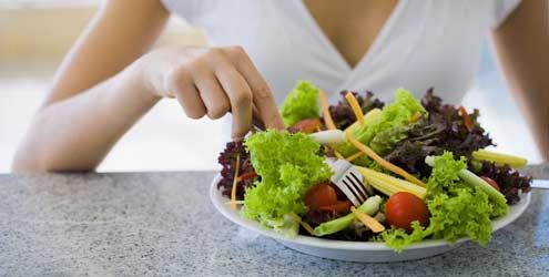 Dieta das cores