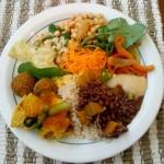 Dieta Vegetariana – Cardápio