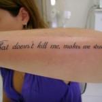 Frases para Tatuagens