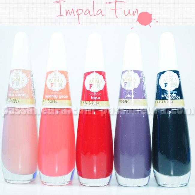 Coleção Fun da Impala