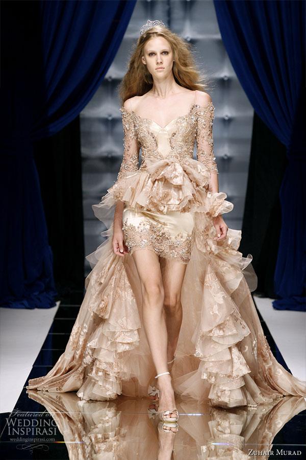 Vestido Mullet Dress para Formatura