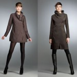 Vestidos da Moda Inverno 2012