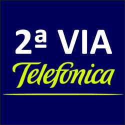 2° Via Telefônica