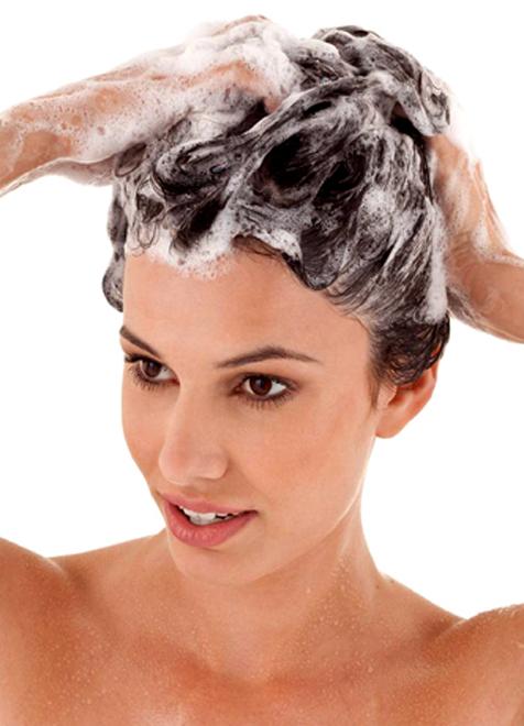 Esfoliação do couro cabeludo