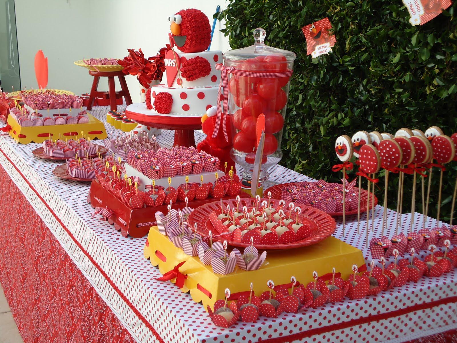 Mesa de Festa Infantil