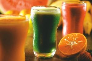 Sucos para combater a anemia