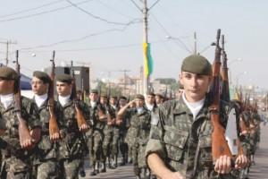 Alistamento Militar 2012