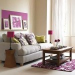 Decoração de salas de estar simples