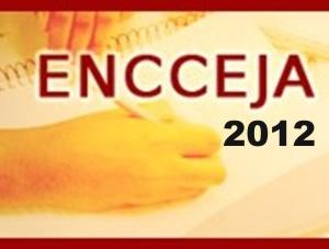 Encceja 2012