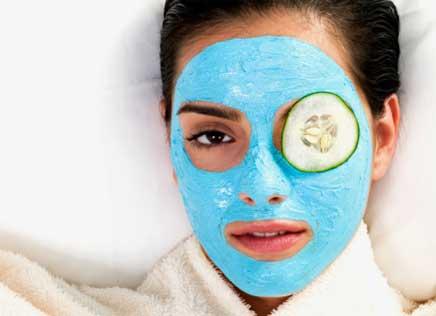 Máscara Facial Hidratante e Anti-Rugas