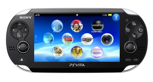 Novo Playstation Vita
