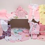 Roupas de inverno para bebê