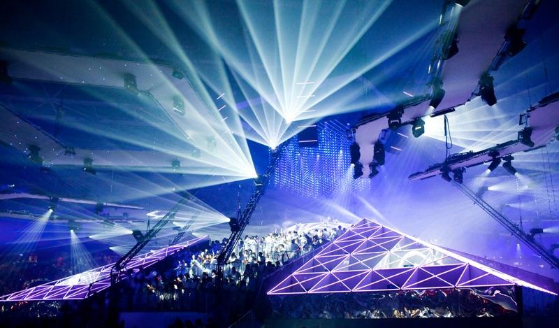 Skol Sensation 2012