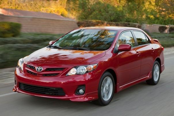 Toyota Corolla XRS Versão Esportiva