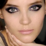 Maquiagem Para Olhos Grandes