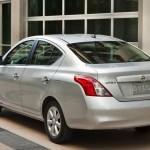 Nissan Tiida Sedan 2012