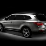 Nova Santa Fé 2012 da Hyundai