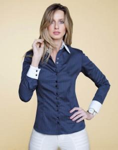 Camisas Femininas 2012