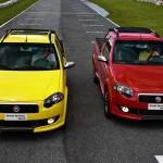 Novo FIAT Strada 2012