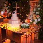 Decoração de Mesas de Casamento