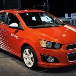 Novo Chevrolet Sonic 2012 – Fotos Preços e Informações