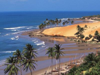 Pontos turisticos de Fortaleza