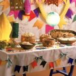 Decoração bonita e barata para festas