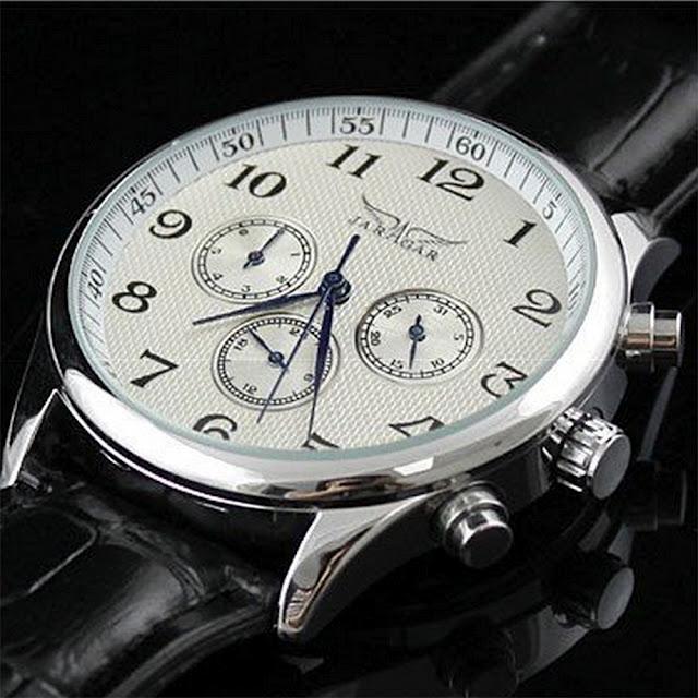 Relógio Jaragar Automático