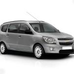 Minivan Spin GM – fotos, informações