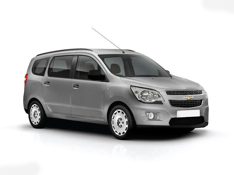 Minivan Spin GM